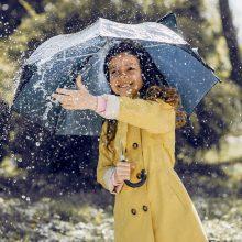 Orai primins rudenį: bus šlapia ir vėsu