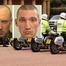 Anglijos grafystės ieškomiausių nusikaltėlių dešimtuke – du lietuviai