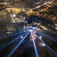 Vilniaus šviesų festivalis keliasi į vasarą