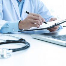 Iki 60 dienų ilginamas siuntimo galiojimas registruotis pas specialistą konsultacijai