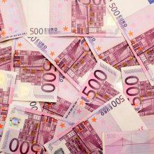 Klaipėdietė pasigedo 11 tūkst. eurų
