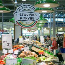 """Nauja """"Maximos"""" kampanija: dešimtadaliu išaugo lietuviškų prekių paklausa"""