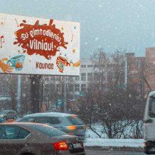 Kaunas ruošia dovaną Vilniui: kvies vakarienės, dovanos ekskursijas