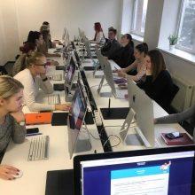 Lietuvoje vyksta Nacionalinis ekonomikos egzaminas