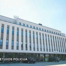 Vilniaus rajono policijos komisariatas keliasi į naujas patalpas