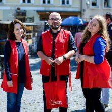 Pasiūlymas vasarai – tapti Vilniaus ekspertais ir susitikti su turistais kavos