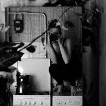 Fotografė E. Cimalanskaitė: nuotraukose bandau suvokti save esamu momentu