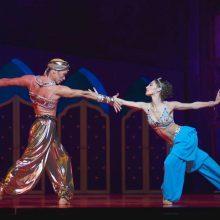 Baleto ir miuziklo šventė prie Kauno pilies