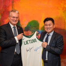 Prezidentas: Lietuva gali tapti Japonijos verslo tiltu į ES rinką