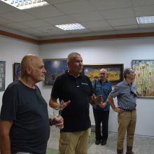 J. Katzo parodoje – bevardžių paveikslų įvairovė