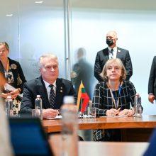 Baltijos šalių ir Lenkijos prezidentų susitikime – regiono atsakas į migracijos iššūkį