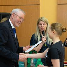 Tarptautiniame masažo čempionate – Kauno kolegijos studento pergalė