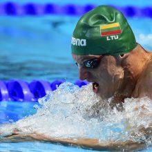 Oficialu: G. Titenis jau turi kelialapį į olimpines žaidynes
