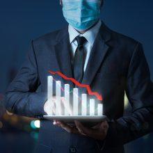 """""""Swedbank"""": pandemijos praradimus keis ekonomikos spurtas"""