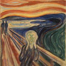 """Paroda Britų muziejuje: gyvename """"Šauksmo"""" laikais?"""
