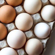 """""""Lidl"""" turės sunaikinti kiaušinius iš Ukrainos: aptikta salmonelė"""
