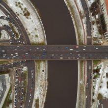 Naujausi mobilumo duomenys: kaip vilniečiai judėjo pirmąją metų savaitę?