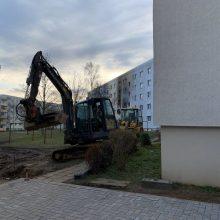 Sprogimas daugiabutyje Vokietijoje: žuvo žmogus, mažiausiai 25 sužeisti