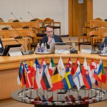 EPBO giria Lietuvą už tinkamą koronaviruso pandemijos suvaldymą