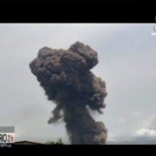 Pusiaujo Gvinėjoje per sprogimus karinėje bazėje žuvo mažiausiai 20 žmonių, 600 sužeista