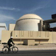 Europa ragina Iraną ištaisyti branduolinės sutarties pažeidimus