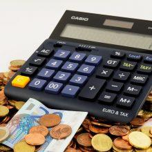 Vyriausybėje bus svarstomas 2020-ųjų biudžetas: pajamos ir išlaidos auga