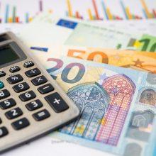 Lietuvos banko atstovas: pandemijos metu įmonės sumažino savo išlaidas, likvidumo rodiklis augo