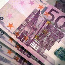 Klaipėdoje iš automobilio pavogta 8,5 tūkst. eurų