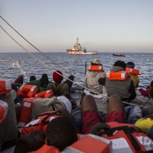 Su Italija migrantais apsikeisti sutikusi Malta užkirto kelią naujai krizei