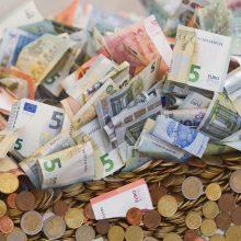 V. Šapoka: yra aiškus planas, kaip stabilizuoti skolos augimą