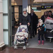 Vyriausybė pratęsė terminą dėl pabėgėlių perkėlimo