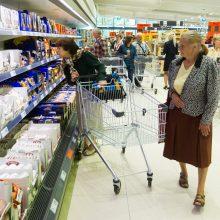 Skelbia vasaros darbo laiką: dalis parduotuvių dirbs ilgiau