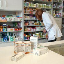Vyriausybė pritarė valstybinių vaistinių steigimui ligoninėse