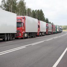 Kas sumažintų spūstis prie Baltarusijos sienos?