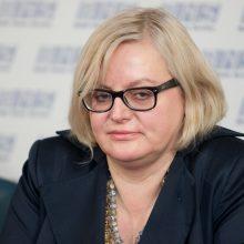 Atleistos E. J. Zabarskaitės byla turės būti nagrinėjama iš naujo