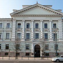 Aliarmas Vilniaus teisme: pranešta apie išpiltą gyvsidabrį