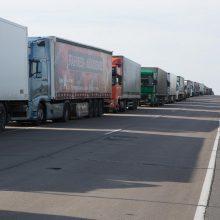 """""""Linava"""" dėl vairuotojų atlyginimų kreipėsi į Seimo narius"""