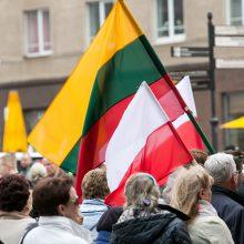 Seime bus paminėtas Lietuvos ir Lenkijos bendradarbiavimo sutarties 25-metis