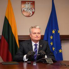Prezidentas: Seimo rinkimai vyks spalio 11 dieną