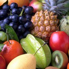 Kokie vaisiai vasarą perkamiausi?