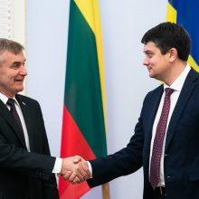 V. Pranckietis: didžiausia mūsų užduotis – vienyti Europą Ukrainos klausimu