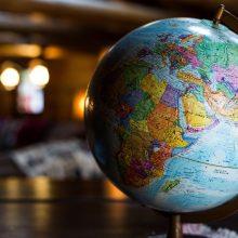 Abiturientai laikys geografijos valstybinį brandos egzaminą