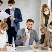 Tyrimas: nepaisant pandemijos, septynios iš dešimt kompanijų planuoja didinti atlyginimus