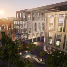 """Sostinėje duris atvers """"Hilton"""" viešbutis: bus sukurta iki 70 darbo vietų"""
