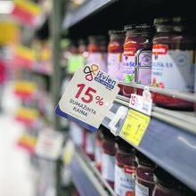 Ekonomikos gaivinimo planas: dar daugiau pigesnių lietuviškų prekių