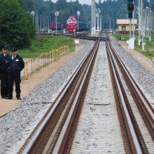"""Jau ir Europos Audito Rūmai abejoja """"Rail Baltica"""""""