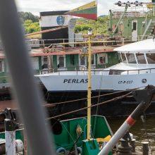 Nemuno kelio atkūrimas: laivu nuo Baltarusijos iki pajūrio