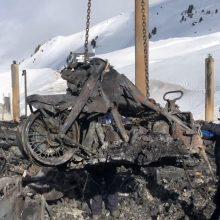 Motociklų karalystė kyla iš pelenų