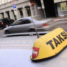 Taksi versle klesti džiunglių įstatymai