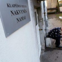 Pradėtas tyrimas dėl Klaipėdos nakvynės namuose rasto negyvo vyro